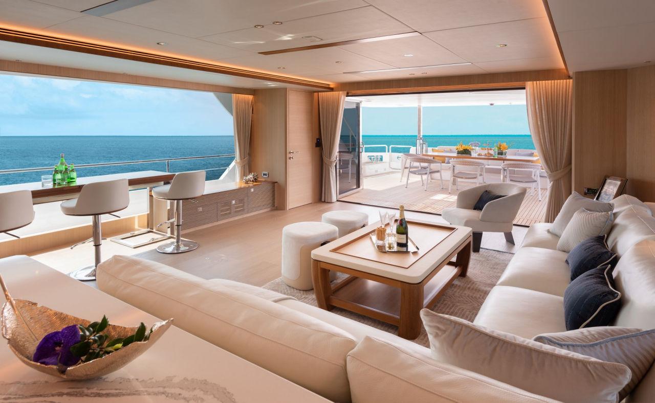 Horizon Yachts Interior
